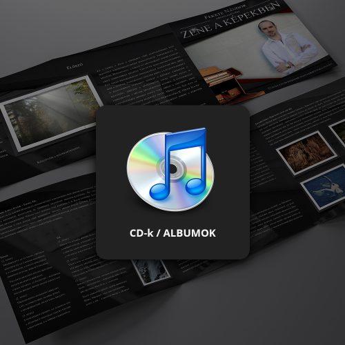 Hanglemezek (CD) / Albumok (MP3)