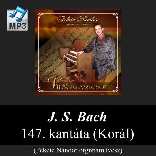 Fekete Nándor orgonaművész Világklasszisok Bach