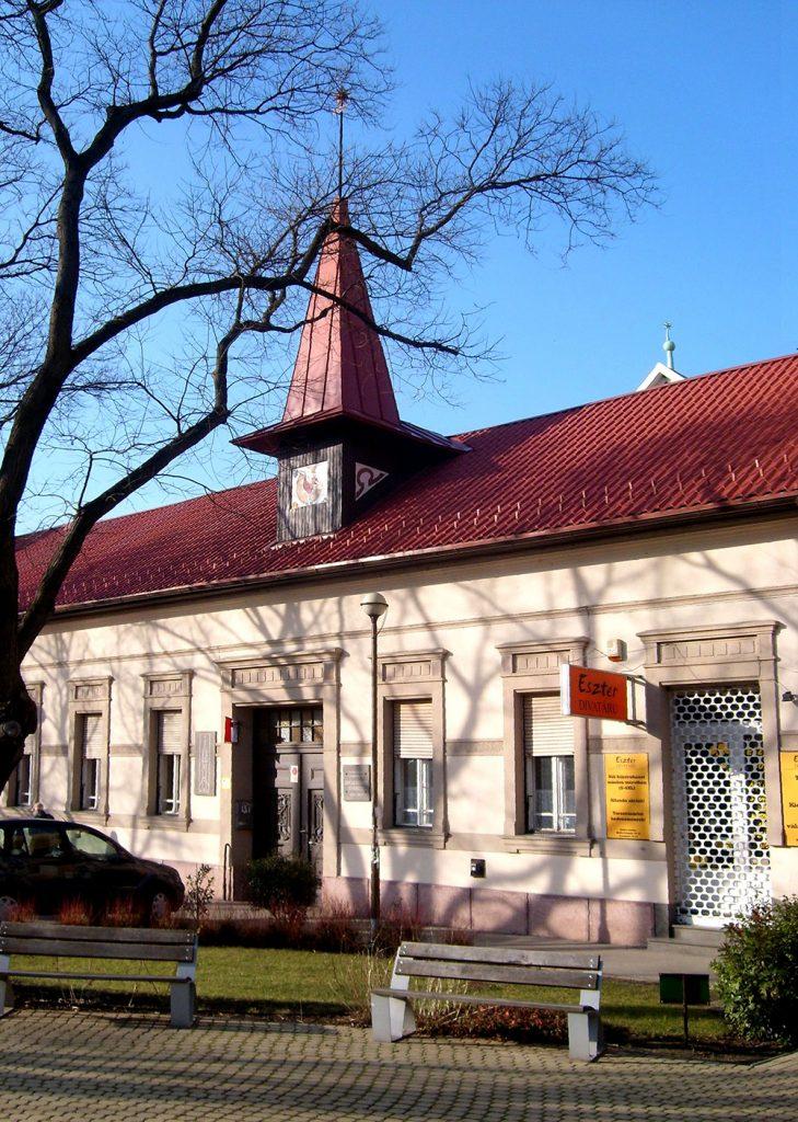 budapest-soroksar-reformatus-templom