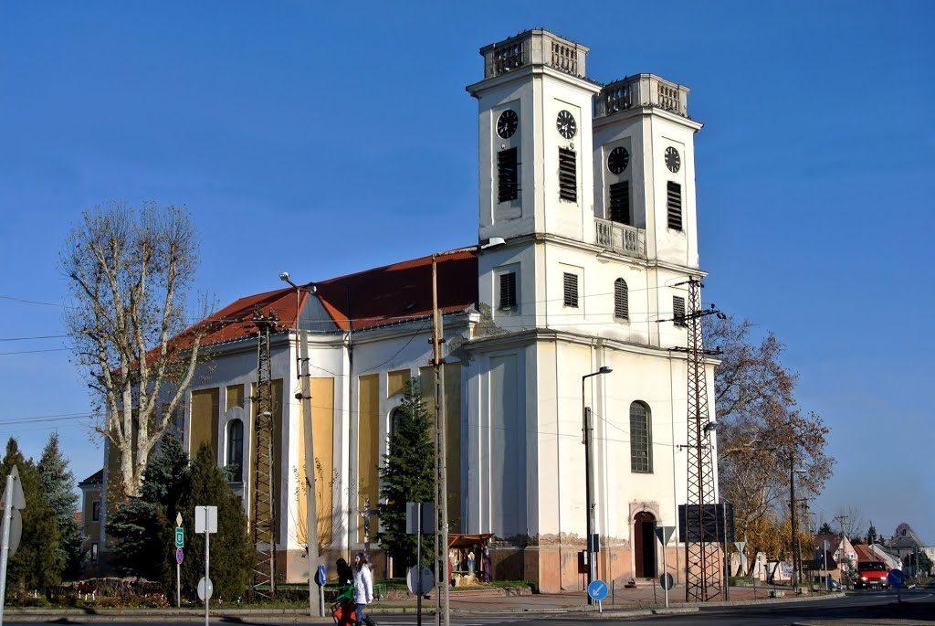 kisber-romai-katolikus-templom